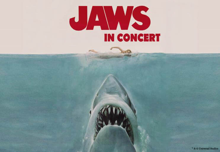 JAWS - IN CONCERT comes to Seattle
