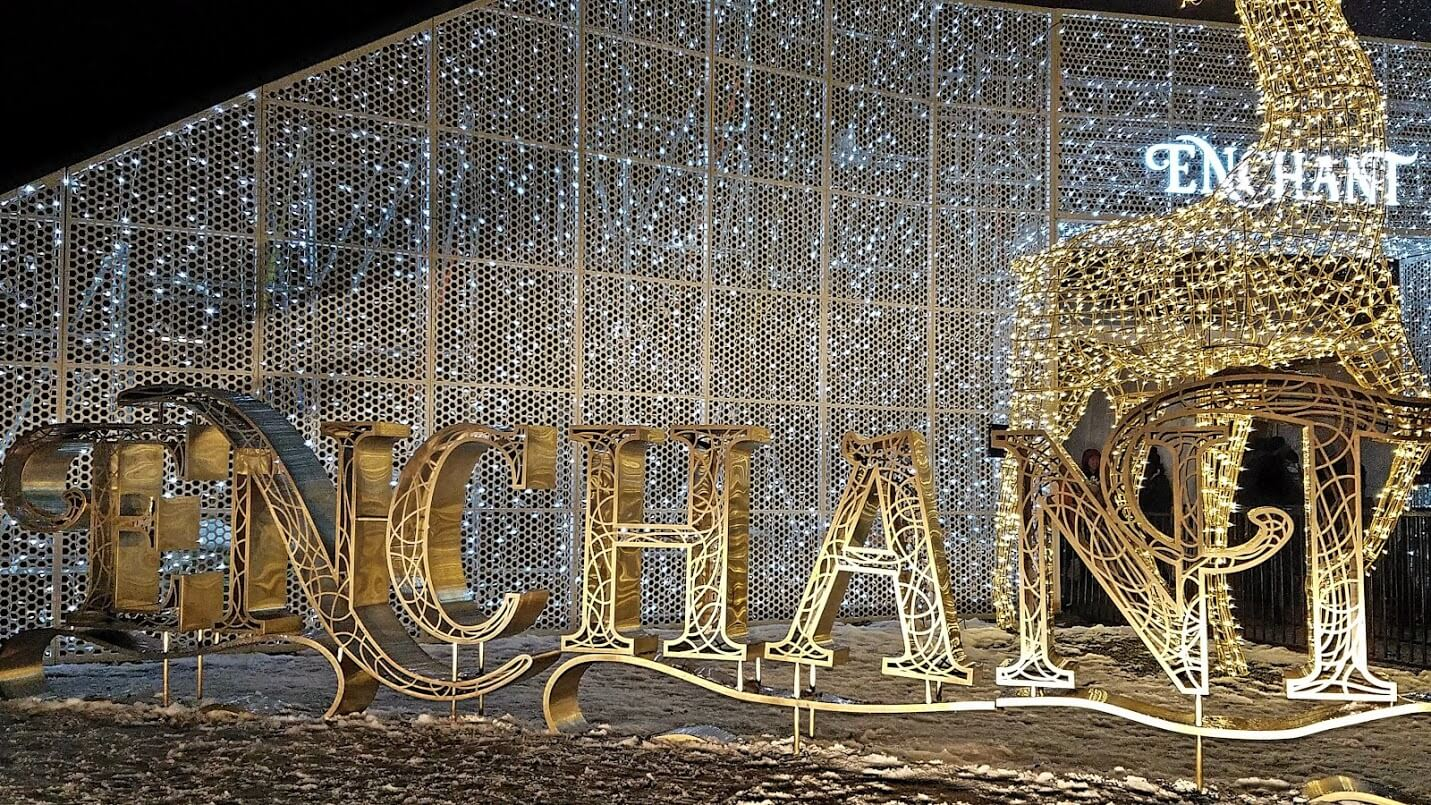 Enchant Christmas Seattle.Enchant Christmas Comes To Seattle This Holiday Season