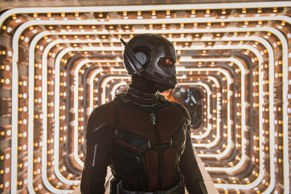 Ant-Man aAnt-Man and the Wasp nd the Wasp