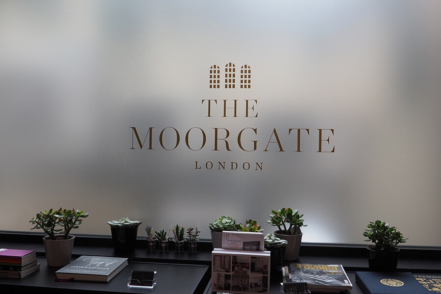 The Moorgate London