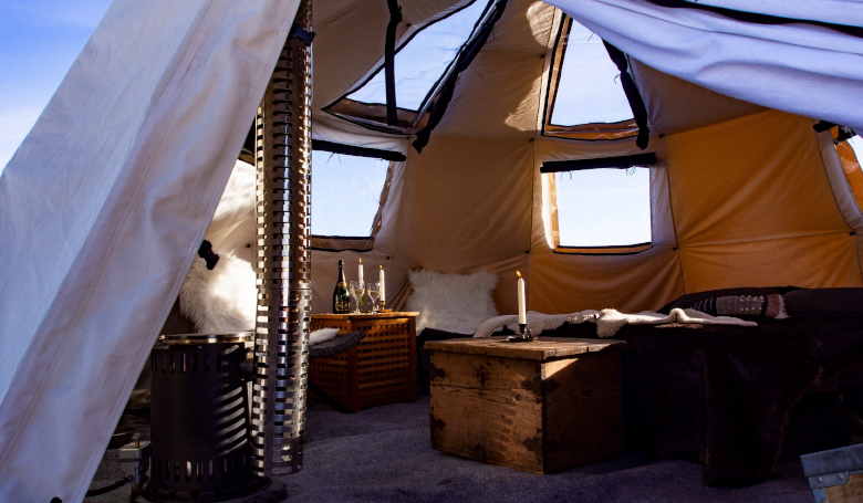 Northern Lights Glamping
