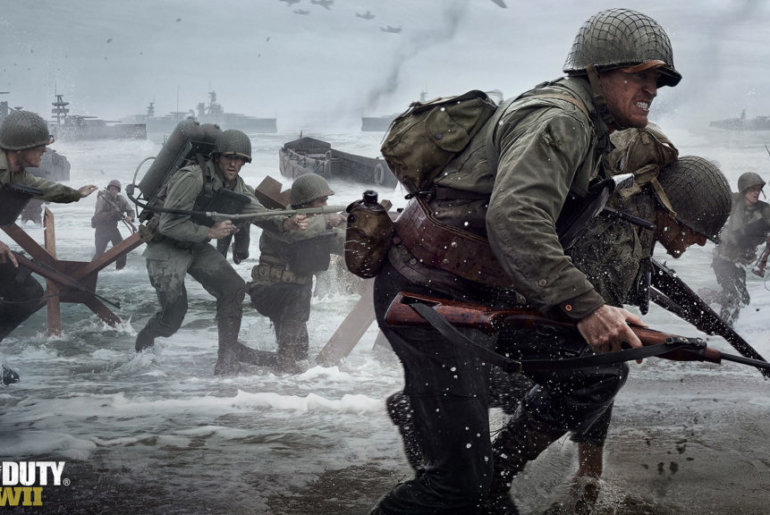 Call of Duty: WWII The Resistance