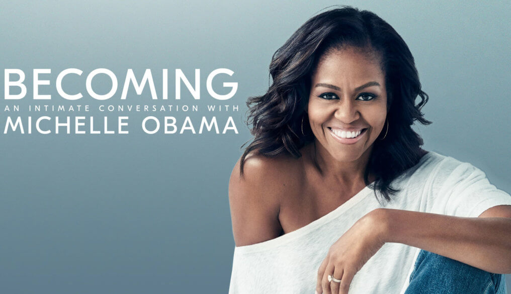 Michelle Obama visits Seattle