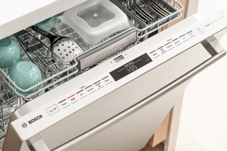 Bosch Crystal Dry Dishwasher