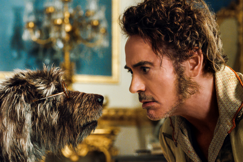 Film Review: Roar With Delight in 'Dolittle'